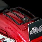 【マザーウェル】MWL-216B ソロラゲッジラック マットブラック 2004~2020 スポーツスター