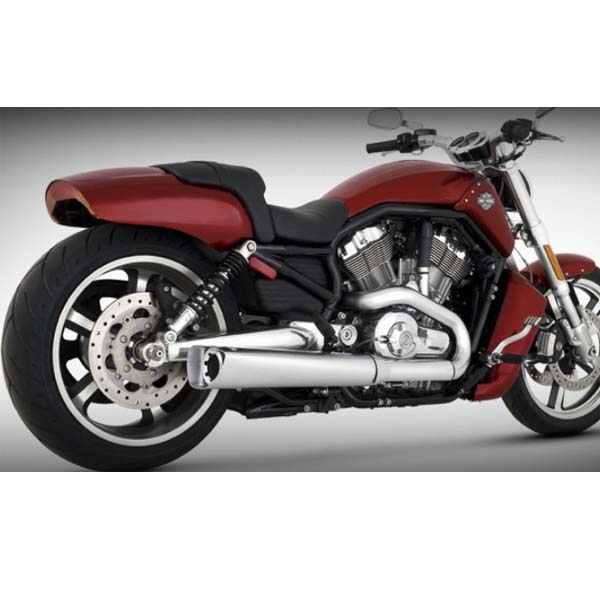 【バンス&ハインズ】 '09以降 V-Rod Muscle用 COMPETITION SERIES SLIP-ONS 75-110-14