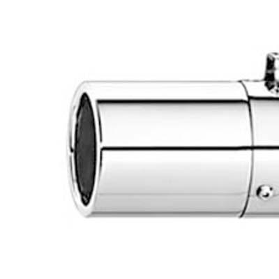 【スーパートラップ】 KerKer、Supertrapp 3.5インチ スリップオンマフラー用 ジャバジャッグエンドキャップ 1802-0018