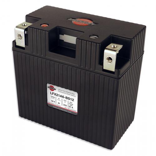 【商品番号】LFX21A6-BS12 SHORAI  LFX・リチウムバッテリー '02~'06 VRSC、'07 VRSCR