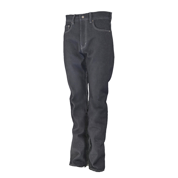 OVERTCH デニムパンツ 14.5oz Linen Regular Fit