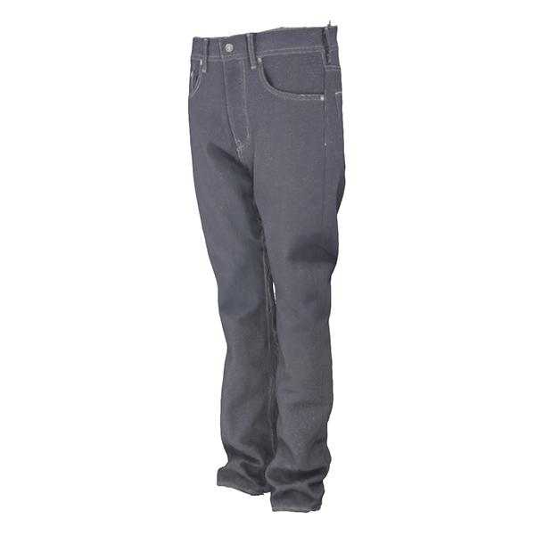 OVERTECH デニムパンツ 14.5oz Linen Boots Fit
