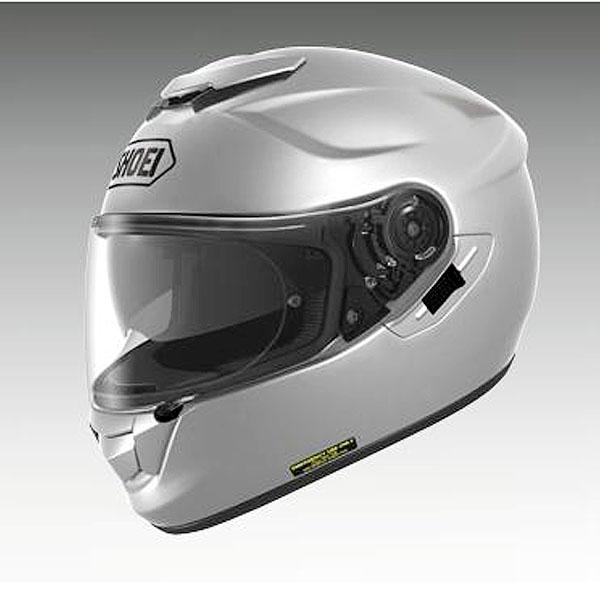 SHOEI フルフェイスヘルメット GT-Air ライトシルバー