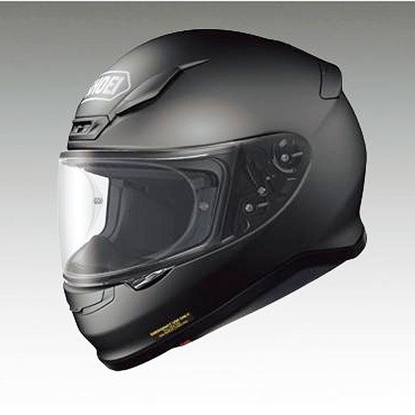 SHOEI フルフェイスヘルメット Z-7 マットブラック