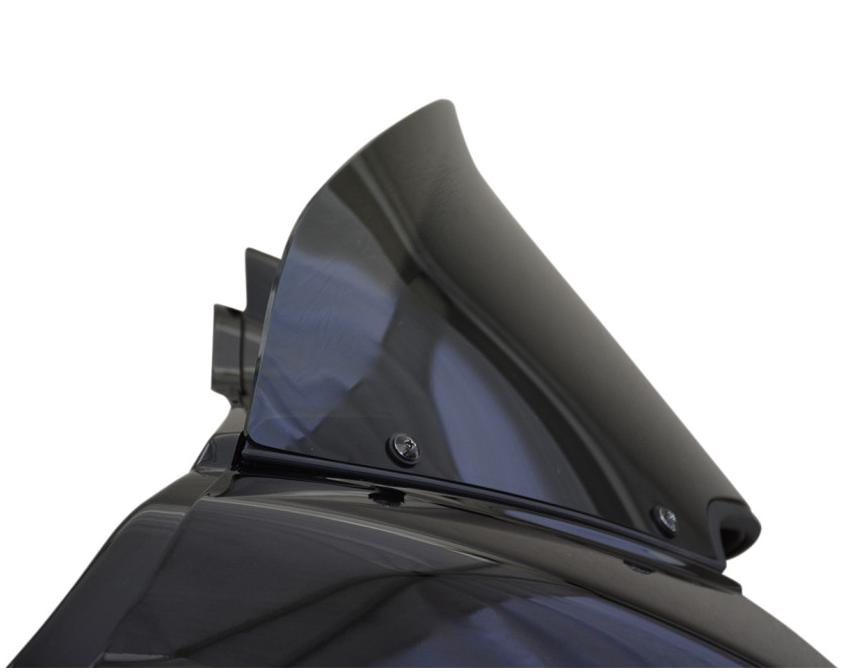 Wind Vest ウインドシールド 228mm(9インチ) ダークスモーク 2015~2019 FLTRX/S、FLTRU/SE
