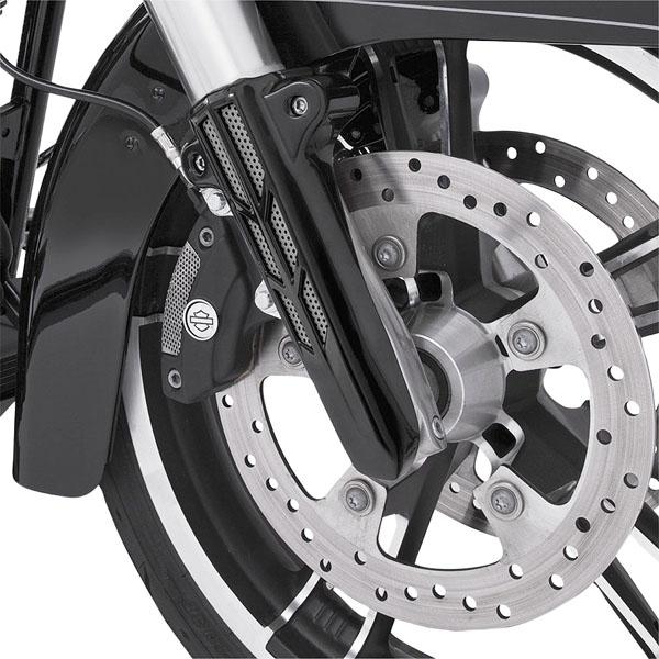 【CIRO】 ロワーレッグカバー ブラック 2014~2020ツーリング C43002