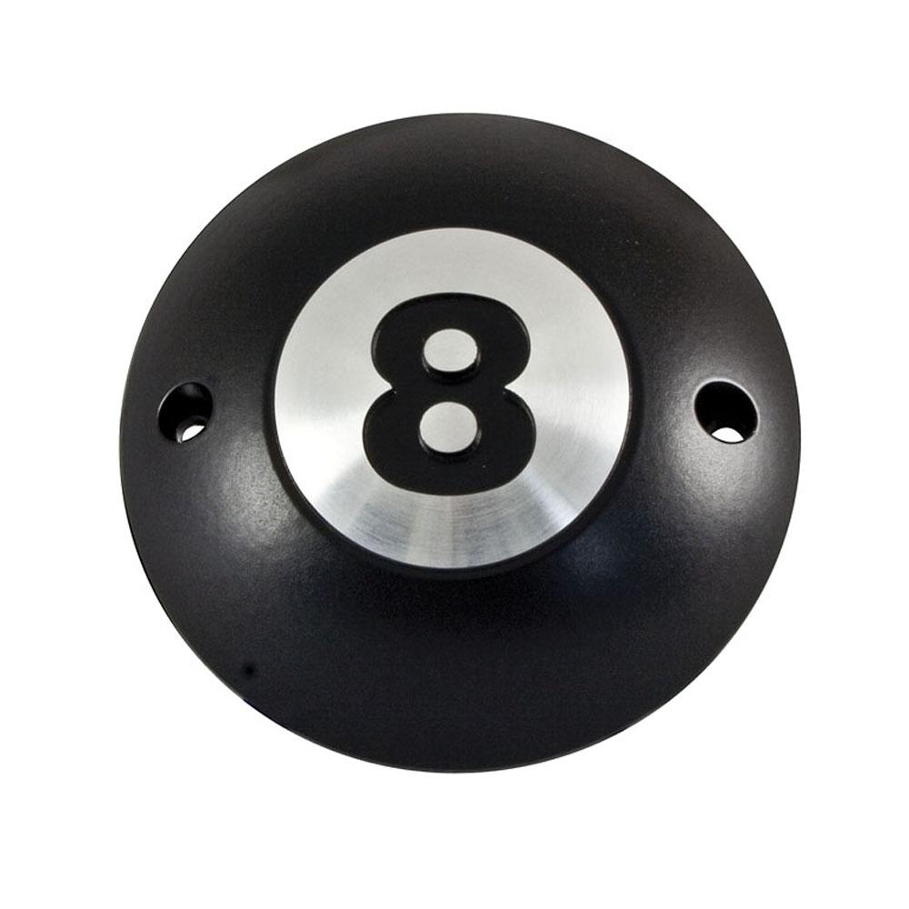 HELLS KITCHEN CHOPPERS ポイントカバー 2HOLES 8ボール/ブラック