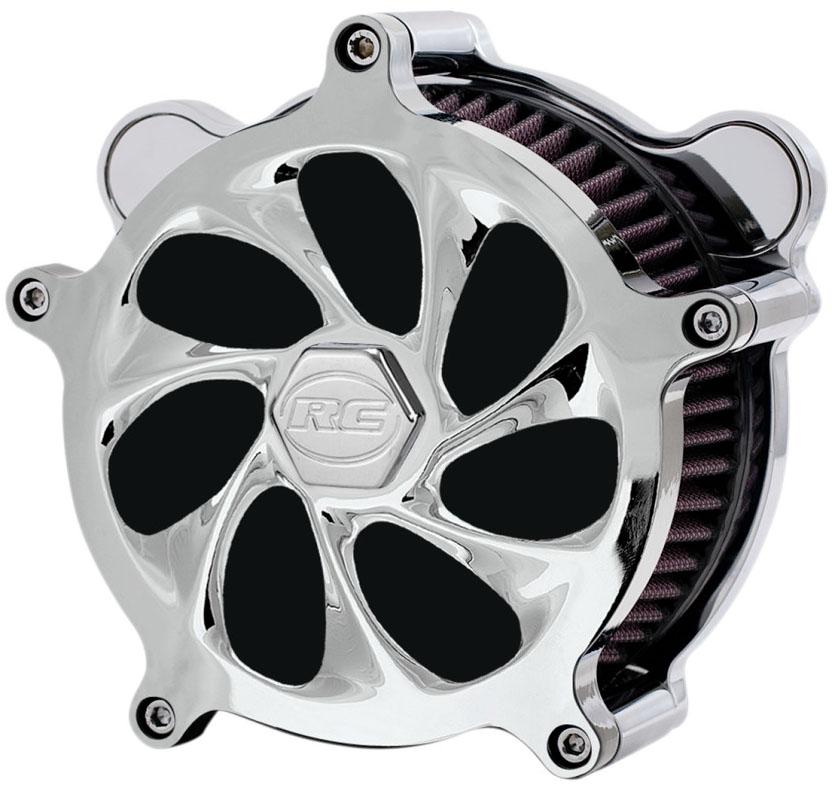 RC Components エアストライク エアクリーナー Drifter Chrome