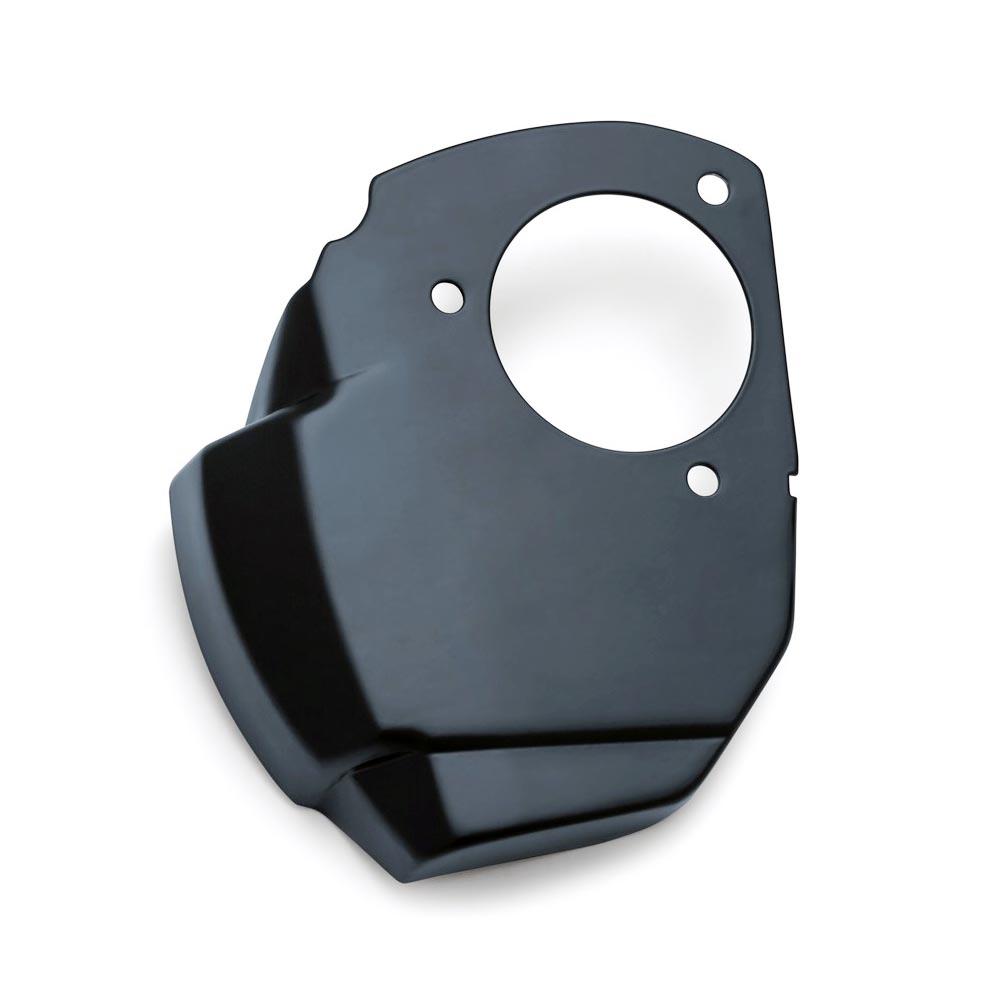 【クリアキン】 Precision サーボモーターカバー ブラック Kuryakyn製エアクリーナー用 ミルウォーキーエイト 9341