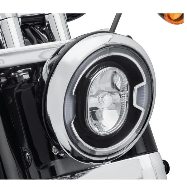 【純正】7インチ デイメーカー シグネチャー リフレクターLEDヘッドランプ ブラック