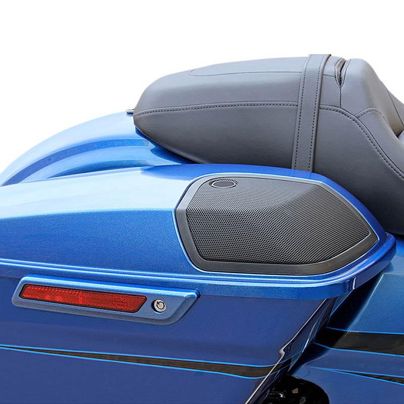 【J&M】 ROKKER シリーズ サドルバッグリッド スピーカーキット 2014~2021 ツーリング 217319