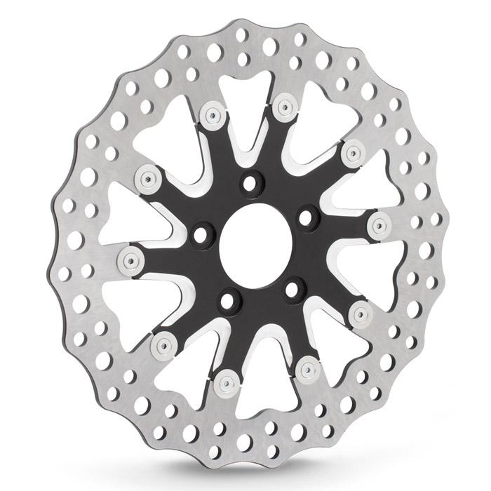 【アレンネス】Drift リアブレーキローター ブラック 33-10201-201/33-10201-202