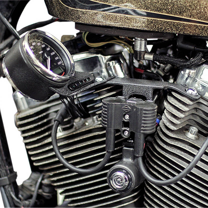 【Cycle Visions】 スピードメーター&コイルリロケーションキット