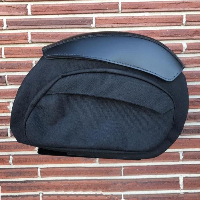 【Leather Pros】EZ-Mount レトロシリーズ サドルバッグ FLSL、FXBB、FXLR