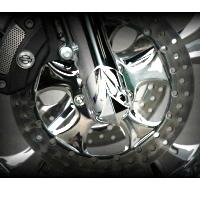 【RWD】 ロワーレッグ&アクスルカバー ダイアモンドカット 0214-0452