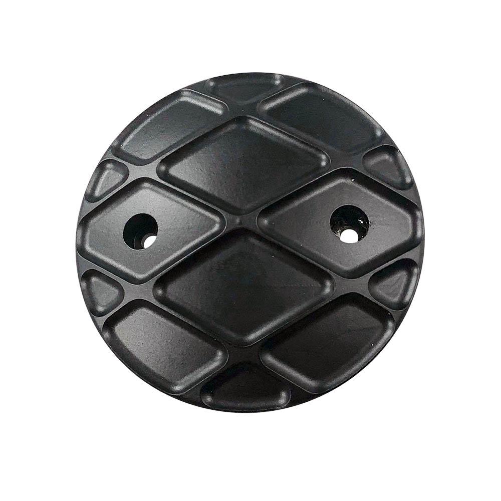 【エディ トロッタ】 ポイントカバー プラチナムカット ブラック 0940-1728