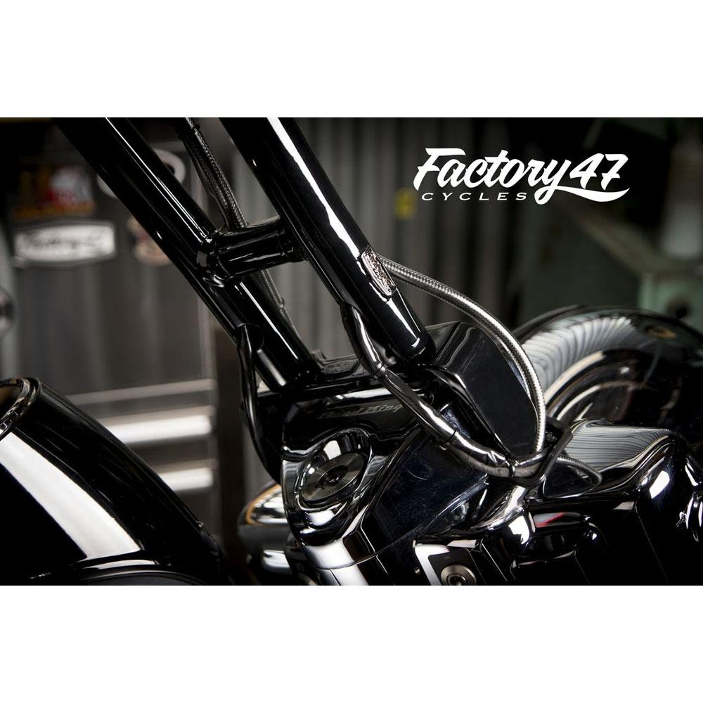 【Factory47】T-BAR アジャスタブル・ブラケット