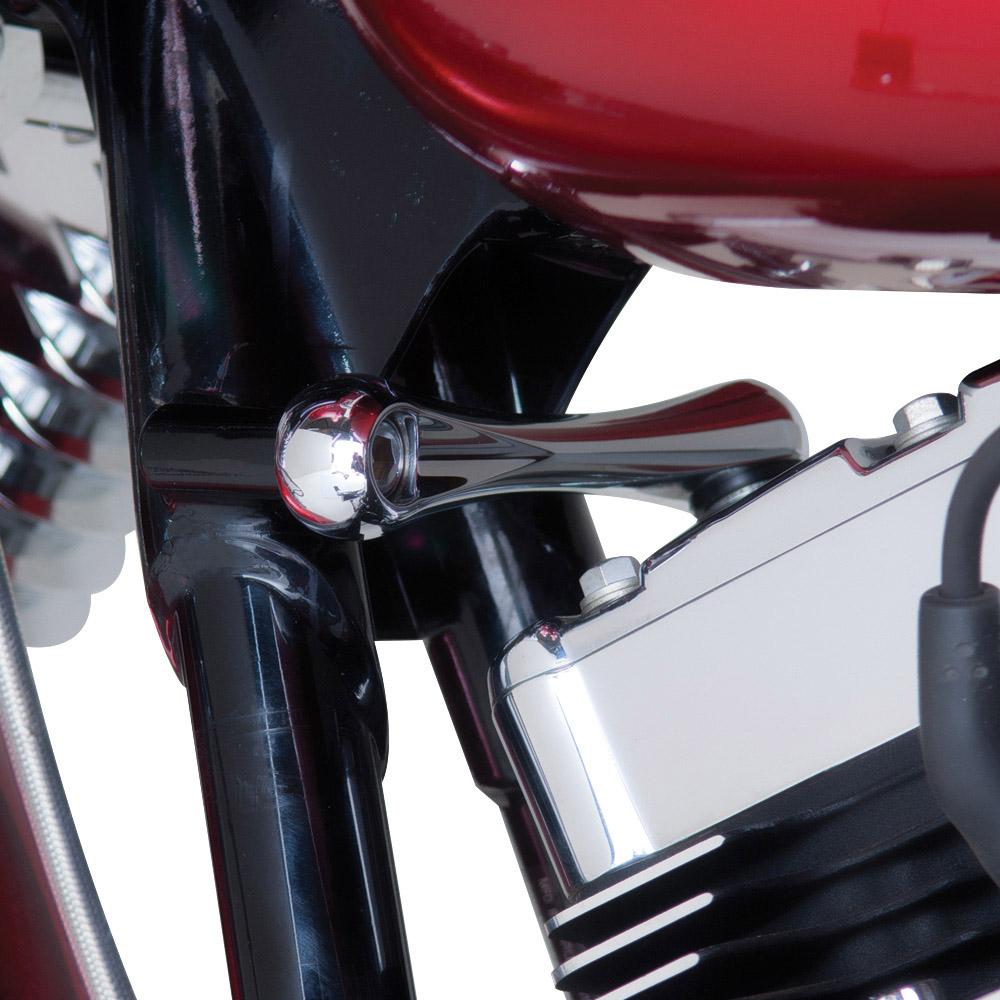 【アレンネス】 エンジン・スタビライザーリンク クローム 2009~2020 ツーリング 03-660