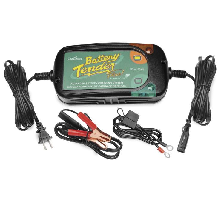 022-0185G-DL-JP:バッテリーテンダー プラス(1.25アンペア) フロート式 日本語説明書付き
