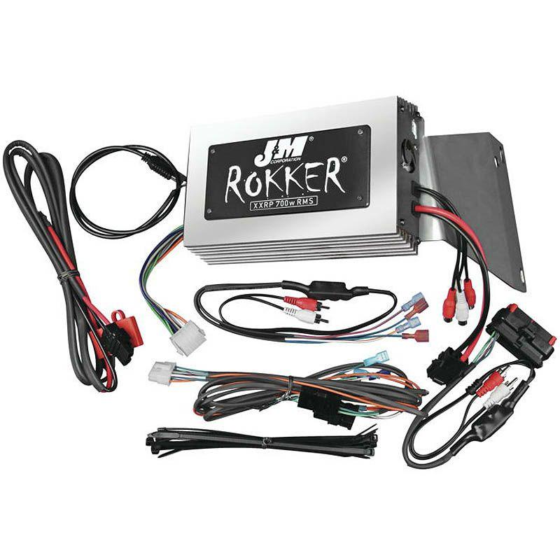 【J&M】ROKKERシリーズ 700w 4chアンプキット 2006~2013 FLTR/X 217038