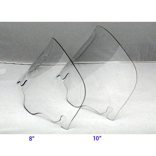 TSU バットウィングフェアリング用カーブタイプ・ウィンドシールド クリア