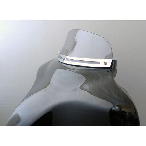 TSU BOOXフェアリング用カーブタイプ・ウィンドシールド スモーク