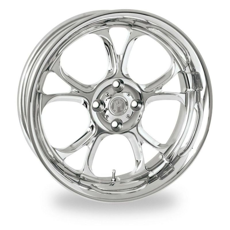 【PM】0320-3814RAA-LUX-CH LUXE 18 x 5.5 リア クローム 2014~2020 トライク