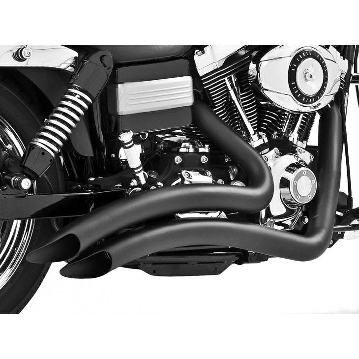 【フリーダム パフォーマンス】シャープカーブラディウス・2-2マフラー ブラック 1991~2005 ダイナ HD00259