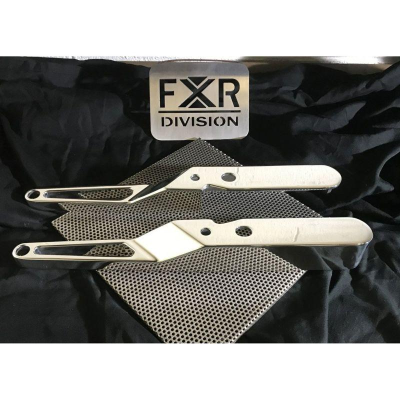 【FXR ディビジョン】SEL-STRUT-CVR-P ストラットカバー ポリッシュ 1982~1994 FXR