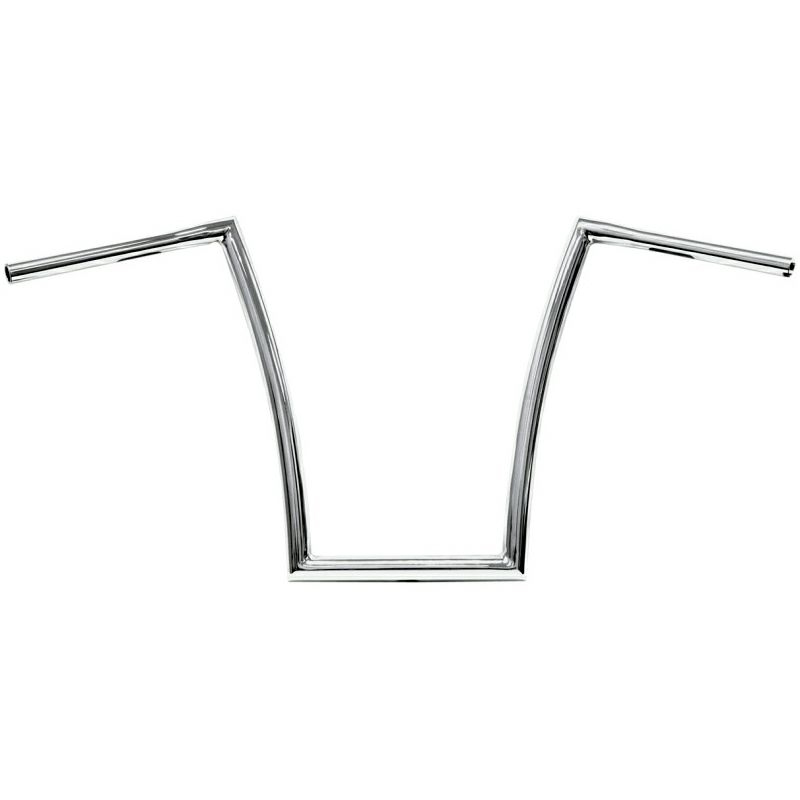 Todds Cycle 【トッズサイクル】SEL-0601-2728 1.25インチ STRIP ハンドルバー クローム 1.25インチクランプ