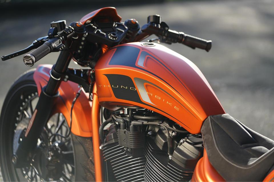 【Thunderbike】クリップ オン ハンドルバーキット Grand Prix 50-72-030