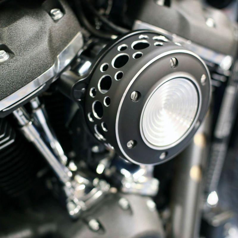 【サンダーバイク】パワーフィルターキット グランドクラシック コントラスト 2018~2020 ソフテイル等 96-74-170