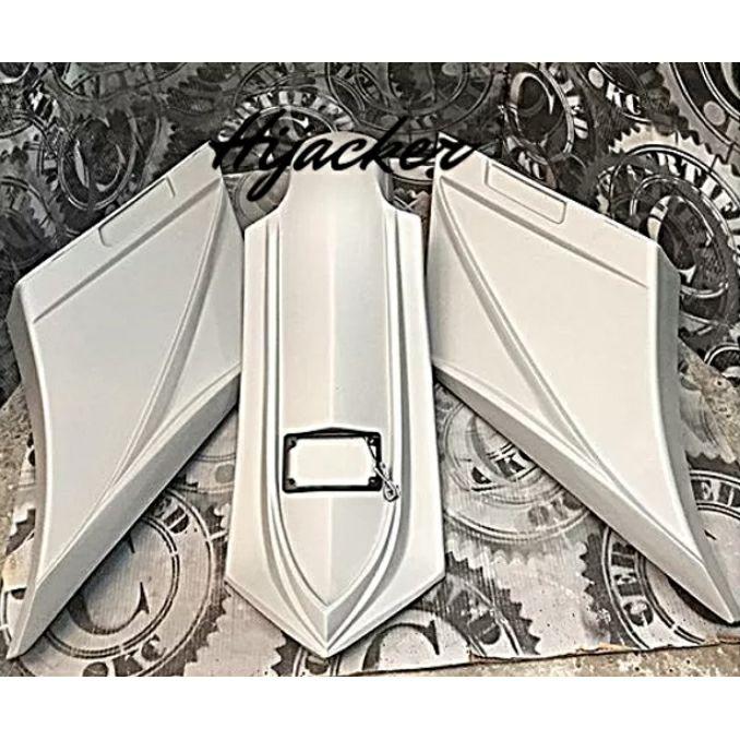 【サーティファイ】ハイジャッカー・ストレッチリアフェンダー 2009~2013 ツーリング RF-3015