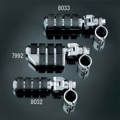 【クリアキン】 Dually ISOペグマウント&1-1/4インチマグナム・クイック・クランプ 7992