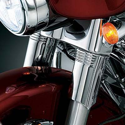 【クリアキン】 アッパーフォークスライダーカバー ツーリングモデル 8635