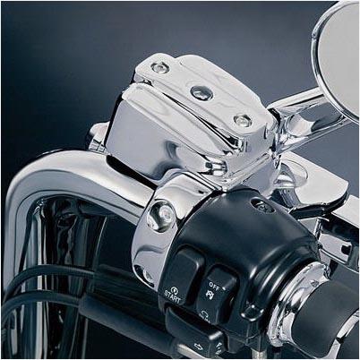 【クリアキン】 クローム・ブレーキ&クラッチドレスアップキット 9119