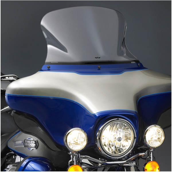 【ナショナル サイクル】 Vストリーム・ウインドシールド クリア スタンダード(355mm) FLHT/FLHX N20403