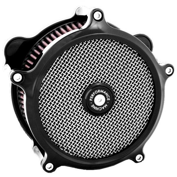 SUPER GAS エアクリーナー ブラック