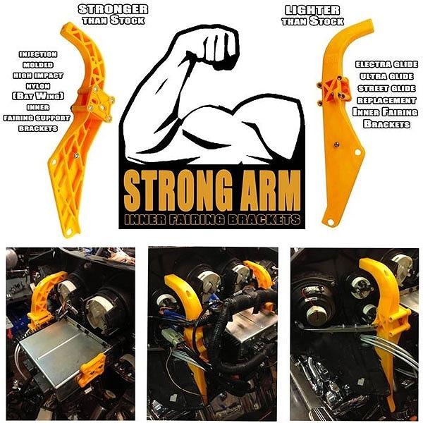 ALLOYART ストロングアーム インナーフェアリングブラケット
