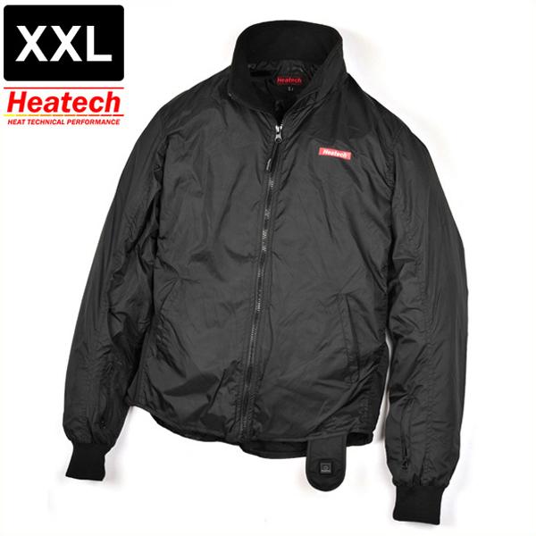 【Heatech/ヒーテック】 ヒートインナー電熱ジャケット(XXL)