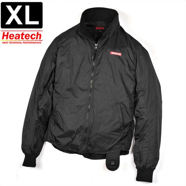 【Heat Master/ヒートマスター】 ヒートインナー電熱ジャケット(XL) IJ-XL
