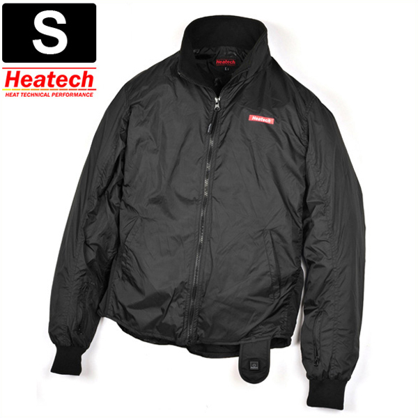 【Heatech/ヒーテック】 ヒートインナー電熱ジャケット(S)