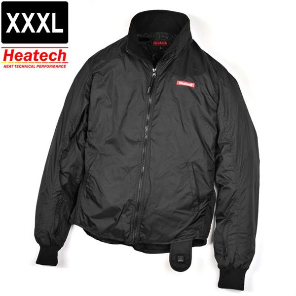【Heatech/ヒーテック】 ヒートインナー電熱ジャケット(XXXL)