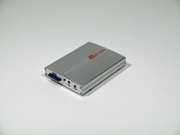 AD-S210 防犯カメラ SDカード録画器 2CH入力対応 sdカードレコーダー