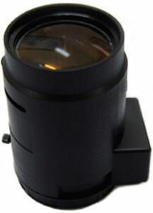 防犯カメラ・監視カメラ用CCTVレンズ バリフォーカルレンズ TV555DC スペース
