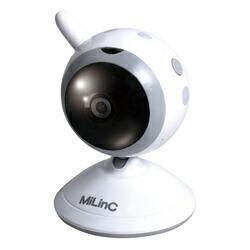 【防犯カメラ】【増設用室内インテリアカメラ】マイリンク LCS-304RM ホームセキュリティ 介護 見守り