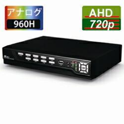 防犯カメラ 録画機 4ch デジタルビデオレコーダ ITV-7954