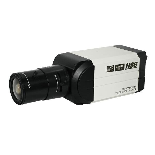 2メガピクセルボックス型ネットワークカメラ NSC-SP900-2M