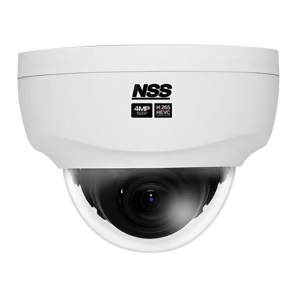 4メガピクセルバリフォーカルドーム型ネットワークカメラNSC-SP931-4M