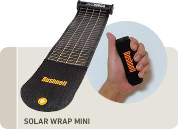 携帯型ソーラーパネル ソーラーラップ250 太陽光 充電器